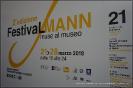 Festival MANN - 23 marzo 2018